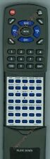 Replacement Remote for HITACHI CLU4324UG, 51F500A, HL01834, 65G500
