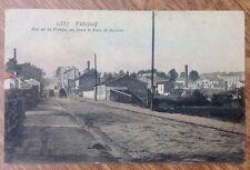 Villejuif 94 rue de la Pompe actuelle rue Henri Barbusse 1905