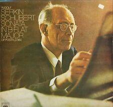 73501 SERKIN schubert sonata in b flat major uk cbs LP PS EX+/EX