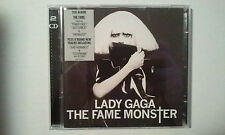 CD-- LADY GAGA --THE FAME MONSTER--