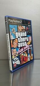 Sealed Grand Theft Auto Vice City PS2 PlayStation 2, Brand New Case, Mint A+