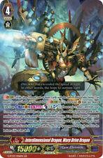 1x Interdimensional Dragon, Warp Drive Dragon - G-FC03/006 - GR Nm-Mint, English