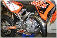 SCALVINI MARMITTA SCARICO ESPANSIONE KTM SX 65 2009-2010-2011-2012-2013 EXHAUST