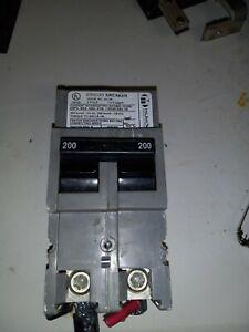 Zinsco/Challenger 200 Amp Main Breaker