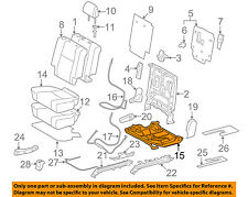 TOYOTA Genuine 71078-35820-C1 Seat Back Cover