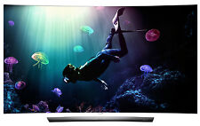 """Brand New LG OLED65C6P 65"""" Curved 3D 4K OLED 3D Smart TV Last 1 In Stock!!"""