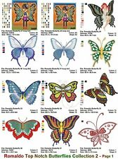 INTERNATIONAL SITES: Romaldo's 32 Special Butterflies Collection Number 2