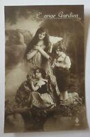 """""""Engel, Kinder,  Schutzengel"""" 1910  ♥"""
