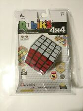 Rubik Cube 4 x 4 Brain Teaser Puzzle Toy Twists Rubiks Winning Moves