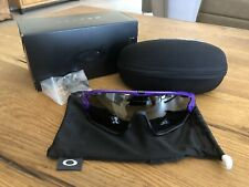 Oakley Jawbreaker Sonnenbrille OO9290  ELECTRIC PURPLE / PRIZM BLACK IRIDIUM