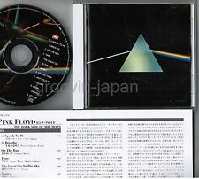 PINK FLOYD The Dark Side Of The Moon JAPAN CD TOCP-67914 w/BOOKLET 2006 reissue