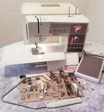 Bernina 1130 Electronic Sewing Machine with accessories.