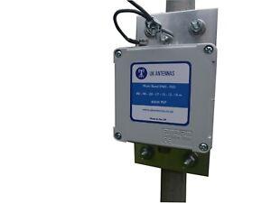 UK Antennas end fed antenna, 80/40/20/17/15/12/10m ,no atu needed.