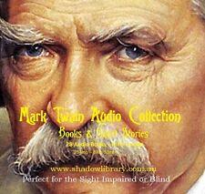 CD - Mark Twain  Audio Collection - 28 Audio Books