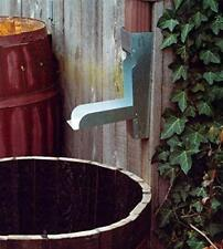 Great American Downspout Rust Resistant Galvanized Steel Rain Catcher, 11-1/2""
