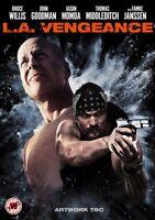 La Venganza DVD Nuevo DVD (TRL412)