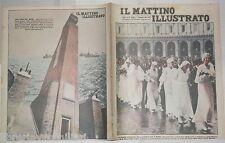 1933 Sagra fascista della nunzialita a Roma Rodi Prima guerra modiale Brindisi