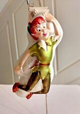 "Christopher-Radko/Walt Disney ""Peter Pan"" Ornament #98-Dis-18 Classic"