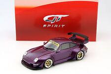 PORSCHE 911 (993) RWB VIOLA/GOLD 1:18 GT-SPIRIT