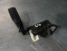 Citroen c4 1.6 HDI hatchback 04-10 rear seat belt clasp buckle