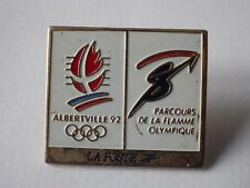 Pin's Vintage + Attachment Pin's Olympic Games Albertville 92/K058