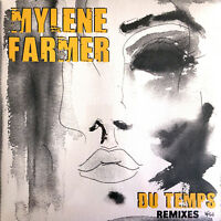 "Mylène Farmer 12"" Du Temps (Remixes) - France (M/M - Scellé)"
