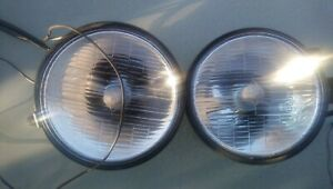 Ford spot lamps
