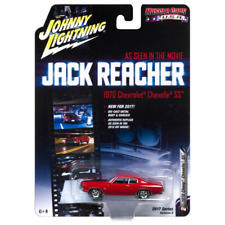 Chevrolet Chevelle SS 1970 Jack Reacher 1/64 Johnny Lightning (red)