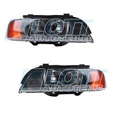Hauptscheinwerfer links + rechts Scheinwerfer H7/HB3 für BMW 5 E39 11/95-08/00