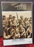 Terra e libertà (1995) DVD NUOVO Sigillato Ken Loach Terre e Liberta'