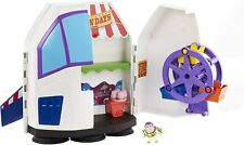 Disney Pixar Toy Story 5 Carnival Play Set Mini Buzz Lightyear Kids Figure Xmas