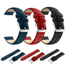 Uhrenarmband Uhrenband Uhrenarmbänder Kalbs Leder Alligator 18mm/20mm/22mm Uhren