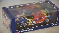 Spark S4550 - ORECA 01-AIM Matmut n°10 Le Mans 2009 S. Ortelli - B. Senna  1/43