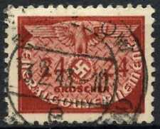 Poland German Occupation 1940 SG#O412, 24g Brown-Red Official Used #E3406