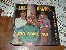 """LOS BRAVOS   SANREMO'67 """" UNO COME NOI  """" ITALY'67"""