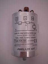 ACCENDITORE IGNITOR LAMP DE MAX 600W 8A 7/9KV PROFESSIONALE SCARICA TESTE MOBILE