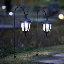 Stainless steel lantern 25w outdoor lighting equipment ebay 2 pack 26 solar outdoor lights yard garden post pole lantern lighting lamp workwithnaturefo