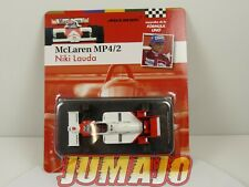 FOR4 voiture SOL90 1/43 F1 Formule 1 : McLaren MP4/2C 1984 Niki Lauda