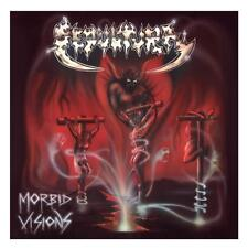 SEPULTURA - Morbid Visions/Bestial Devastation- CD - Roadrunner Records