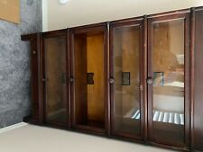 Antique Barrister Lawyers Bookcase 4 Stack LOCAL PICKUP