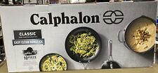 Calphalon (2095191) - Classic 10pc Hard-Anodized Nonstick Cookware Set...NEW!!!