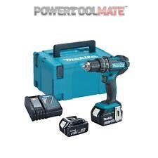 Makita DHP482RMJ 18v LXT Cordless Combi Drill – Includes 2 x 4.0ah Batteries