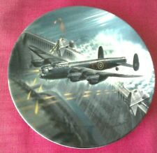 """Royal Worcester The Dambusters """"Goner 68A """" plate  437B"""