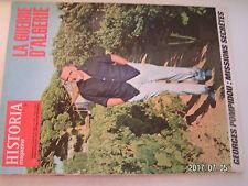 **aa Historia Magazine Guerre d'Algérie n°339 Les négociations d'Evian