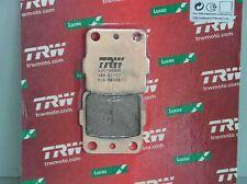 Yamaha YFM660 Raptor Bremsbelag hinten Sinter TRW Lucas