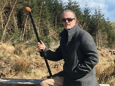 Irish Authentic Blackthorn Shillelagh Walking Sticks.