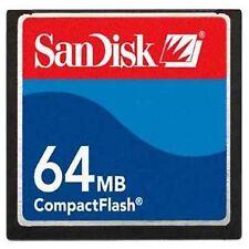 SanDisk 64MB Memory Card for Camera