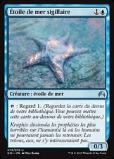 MTG Magic ORI FOIL - Sigiled Starfish/Étoile de mer sigillaire, French/VF