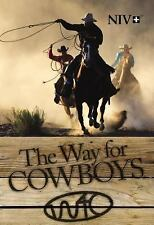 NIV the Way for Cowboys, New Testament by Zondervan (2015, Paperback), NEW