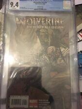 Wolverine #66 2nd Print Variant 1st App Old Man Logan CGC